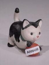 +# A006450 Goebel Archiv Muster Limpke Nina & Marco, Katze Cat mit Ball 66-965