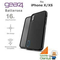 GEAR4 Battersea for iPhone X/XS Case, Advanced Impact Protection by D3O - Blue