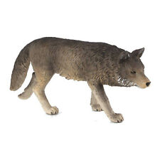 MOJO Timber Wolf Walking Animal Figure 387026 NEW Educational Learning Toys