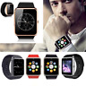 GT08 Touch Screen Bluetooth Smart Wrist Watch Phone Mate For Android IOS iPhone