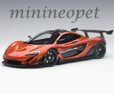 AUTOart 81545 McLAREN P1 GTR 1/18 MODEL CAR VOLCANO ORANGE