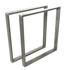 2x Steel Table base leg stand foot / Gambe tavolo in ferro design