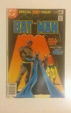 Batman, Special 300th issue, June 1978, grade NM