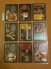 """WWE RAW DEAL CCG """" EXTREMIST"""" LOT"""