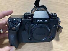 Fujifilm Fuji X-H1 Camera Body Black, VPB-XH1 Battery Grip & 2 Original Batterys
