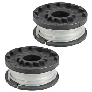 4m Spool & Line for SPEAR & JACKSON S1825CT N0F-GT-250/18-D S3630CT Strimmer x 2
