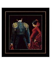 New Lanarte Cross Stitch kit 0150003 Dancing in Passion