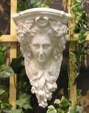 Female Face Art Nouveau Wall Bracket Corbel Latex Fiberglass Production Mold