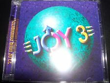 Joy FM 3 - 90.7 Various 2 CD Ft Kylie Minogue Dannii Gina G Duece Rozalla Sash &