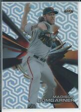 2015 Topps High Tek Chain Link #HTMBR Madison Bumgarner San Francisco Giants