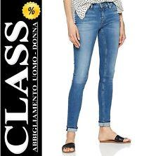 Tommy Hilfiger Jeans Pantaloni Donna Mod DW0DW04727 NORA (911) Skinny L30 (-30%)