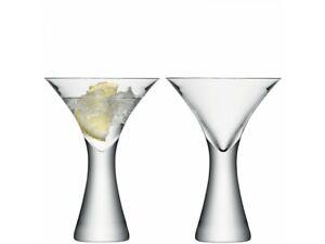 LSA International Moya Set 2 Cocktailglas Trinkglas  Cocktailgläser Sektglas