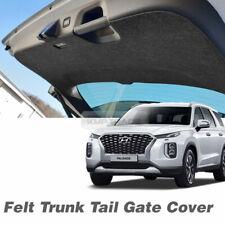 Premium Trunk Tail Gate Shield Anti Scratch Cover for HYUNDAI 2019-2020 Palisade
