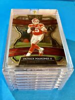 Patrick Mahomes HOT PANINI SELECT CONCOURSE CHIEFS INVESTMENT CARD #7 - Mint!