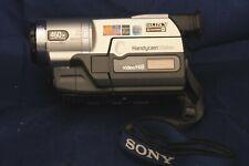 SONY VIDEO CAMERA RECORDER Hi8 HANDYCAM VISION 460x DIGITAL ZOOM CCD-TRV308