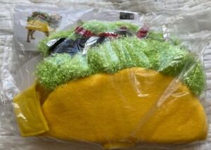 BRAND NEW SPOT ON DOG TACO COSTUME (NO SEQUINS) SIZE SMALL