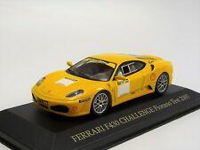 Ferrari 430 Challenge fiorano test 2005 Ixo/hotwheels fer042 nuevo en OVP 1/43