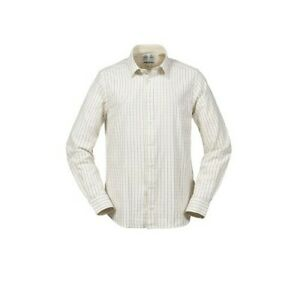 MUSTO COUNTRY SHIRT - GRASS CHECK 15