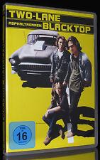 DVD TWO-LANE BLACKTOP - AUTORENNEN KULTFILM - 55er CHEVY gegen PONTIAC GTO *NEU*