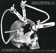 ANENZEPHALIA Instumentalities [Singles Collection 1991-2008] CD Digipack 2014