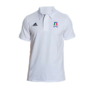 Adidas - FIR CUL JERSEY SS - POLO RUGBY ITALIA - art.  W68886