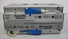 Scientific Atlanta Fiber Optic DFB Transmitter/Receiver Pair For 6920 Node