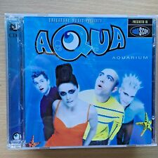 AQUA - AQUARIUM ~ Rock Pop Music CD Barbie Girl