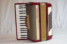 Piano accordion akkordeon HOHNER CONCERTO II 72 bass