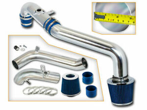 BLUE COLD AIR INTAKE KIT+DRY FILTER FOR 08-15 SCION XB bB 2.4 L4