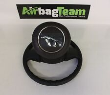 Jaguar XJ 2009 - Onwards Driver Airbag Black