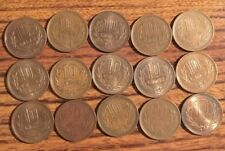 Lot of 40 Japanese 10 Yen Coins Bank Of Japan Money