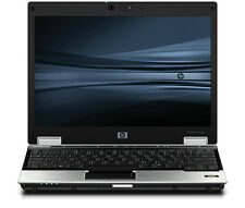HP ELITEBOOK 2530P 2.13GHz CORE 2 DUO 250GB hdd 4GB RAM Webcam DVDRW