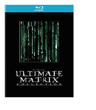 The Ultimate Matrix Collection Blu-Ray Andy Wachowski(Dir)