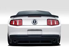 10-12 Ford Mustang Duraflex R500 Rear Diffuser Splitter 4pc Body Kit 109592