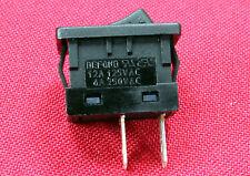 Mini Defond SPTS Momentary On, Rocker Switch 125v-12Amp NC BI5