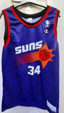 Charles Barkley 34 Phoenix Suns NBA basketball jersey Champion Europe size L