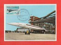 FDC 1969 - Avión Supersónico Concorde (K157)