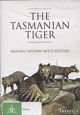 THE TASMANIAN TIGER - NATURAL HISTORY MEETS MYSTERY - DVD