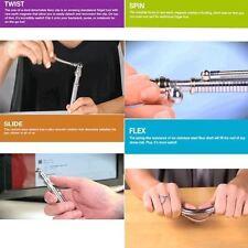 Magnetic THINK INK PEN Office Fidget Pen Metal Roller Ball Pen Anti Stress,Toy