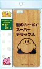 Kirby Super Star Kirby's Fun Pak iPhone 6 / 6s Smartphone Case Cover Japan[611]