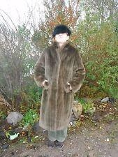 Beautiful Medium Sized Faux Fur Coat In Pelts. Ex Con