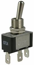 GB GARDNER GSW-120 ON-OFF-ON  SINGLE POLE DOUBLE THROW TOGGLE SWITCH 6444582