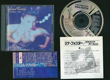 Gina Foster Everything I Want Japan CD w/obi force m.d.'s new jack swing AVE-651