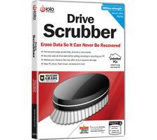 IOLO Drive Scrubber 3.5 CD Compatible with Windows & Mac 1 User Full Edition