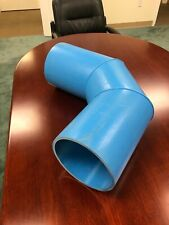 """New listing 8"""" Inch Orion Blueline 90° Elbow (1/4 Bend) Frpp For Use W/ No Hub & Rionfuse"""