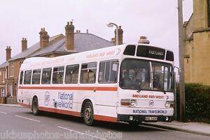 MIDLAND RED WEST NOE545R 6x4 Bus Photo