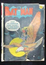 BATMAN # 17 1943 DC Comics