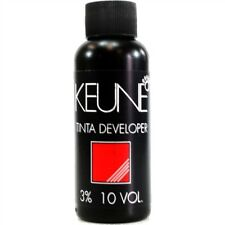 KEUNE -TINTA  DEVELOPER 3% 10 VOL - 60ML-2 FL.OZ **Free Uk Shipping** 2 Bottles