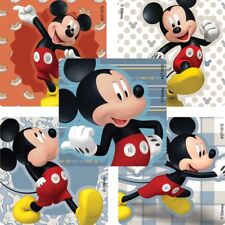 20 Mickey Mouse Poses STICKERS Party Favors Supplies Birthday Treat Loot Bags