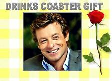 simon baker Drinks Coaster